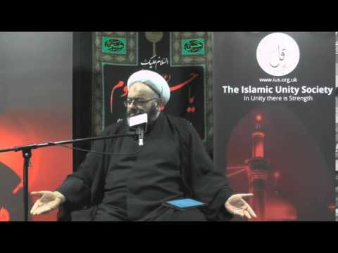 Confidence in practicing your religion - Night 3 (Sheikh Mohammed Mehdi)