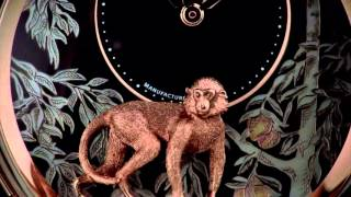 JAQUET DROZ金雕猴子盡顯工藝
