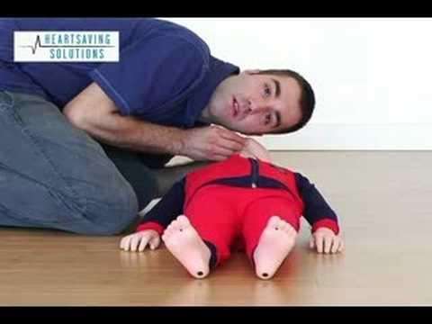 Cum sa resuscitezi un copil 1-8 ani