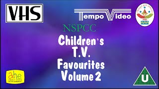 Opening to NSPCC Children's TV Favourites Vol 2 UK VHS (1993) full download video download mp3 download music download