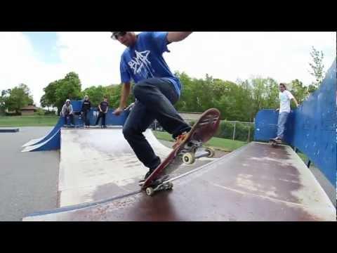 Skate Park Slaughter - TJ Hernandez - Randolph Park