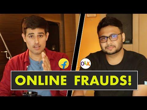 Online Shopping Frauds by Dhruv Rathee ft. UIC [ Amazon / Flipkart / OLX ]