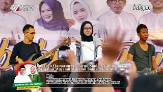 Video Qomarun (Lirik) - Sabyan Gambus Live Semarang MP3, 3GP, MP4, WEBM, AVI, FLV Juni 2018