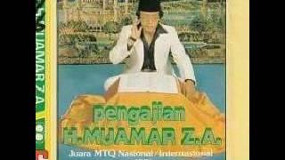 H Muammar ZA Qs Al Baqarah 21-33 (vol.Al Qur'an)
