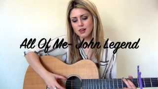 All Of Me John Legend Cover by SUNN
