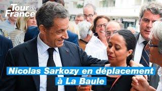 La Baule France  city photos gallery : Tour de France - Nicolas Sarkozy - Episode 4 - La Baule