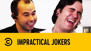 Video Awkward Focus Group Questions | Impractical Jokers MP3, 3GP, MP4, WEBM, AVI, FLV Agustus 2018