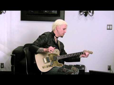 "John 5 creates his ""Clean Chorus"" TonePrint for the Corona Chorus"