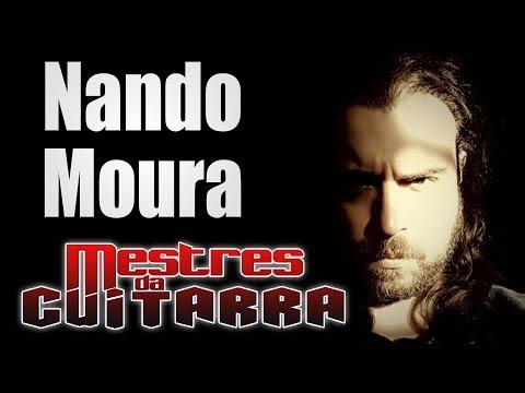 Nando Moura - Mestre da Guitarra (видео)