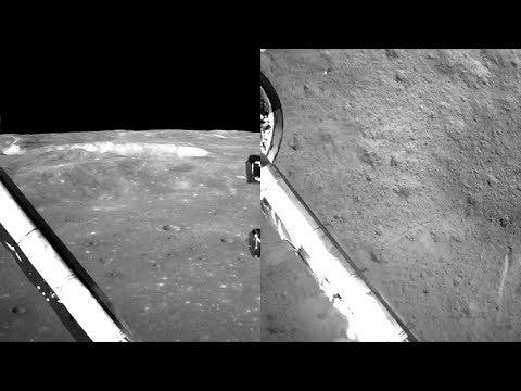 Как он садился на Луну