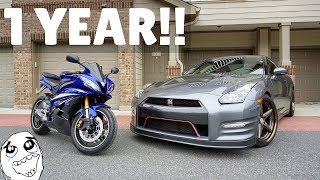 8. Owning The 2007 Yamaha R6! *ONE YEAR UPDATE*