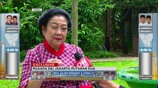 Video Eksklusif! Megawati Bicara Soal Pilkada DKI Jakarta MP3, 3GP, MP4, WEBM, AVI, FLV Juli 2017