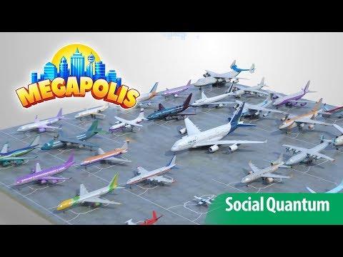 Мегаполис Самолеты