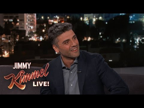 0 - Oscar Isaac Has The Simplest Explanation Behind The Meme Of Him Eating Cheetos With Chopsticks