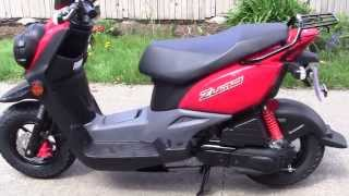 7. 9)  2013 NEW YAMAHA ZUMA 50 !!!