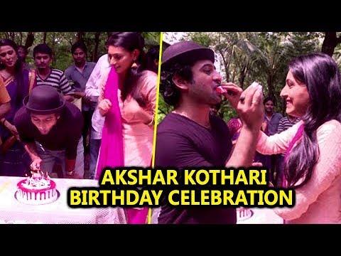 Video Akshar Kothari Birthday Celebration on The Shooting Set | Chahool |Colors Marathi Serial download in MP3, 3GP, MP4, WEBM, AVI, FLV January 2017