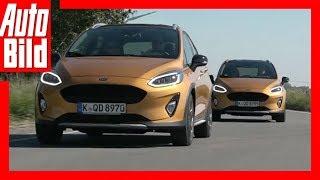 Ford Active Days (2018) Im Fiesta Active an die Nordsee by Auto Bild