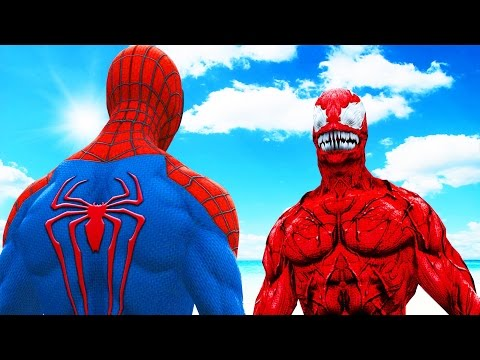 The Amazing Spider-Man vs Carnage - Epic Battle