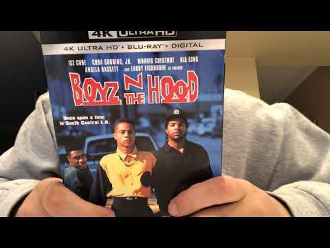Boyz 'N The Hood 4K Ultra HD Blu-Ray Unboxing