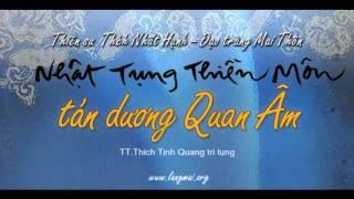 Tán Dương Quán Âm - Nhật Tụng Thiền Môn