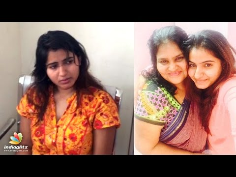Mother beats actress Swetha Reddy in Police Station