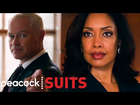 ''I'm NOT Losing To That Son Of A Bitch'' | Sean Cahill Against Pearson Specter | Suits