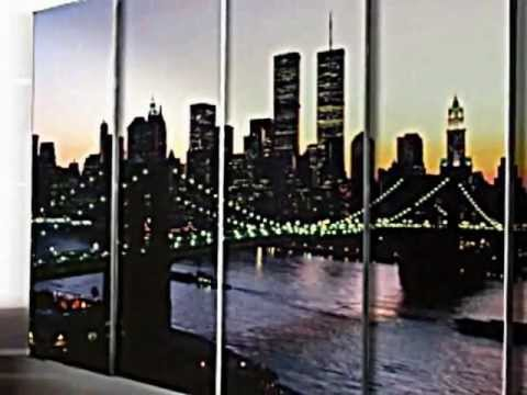 Empapelar armario espejo videos videos relacionados for Como empapelar puertas