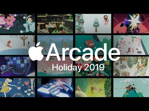 Apple debuts new video for Apple Arcade: Great games for the holidays