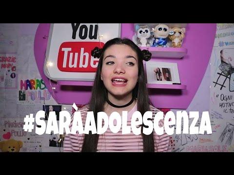 #Saràadolescenza Mary (видео)