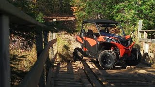 10. Full REVIEW: 2018 Can-Am Maverick Trail