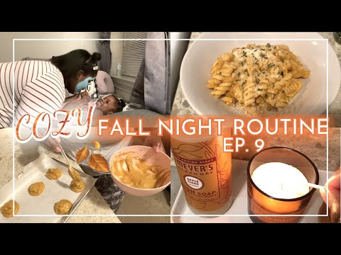 🍂COZY FALL NIGHT ROUTINE🍂    EP. 9    SHE SHE ROSE