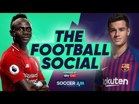 LIVE: Liverpool 4-0 Barcelona | Wijnaldum & Origi Send Reds To CL Final | #TheFootballSocial
