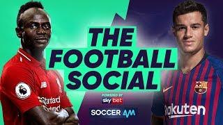 LIVE: Liverpool 4-0 Barcelona | Wijnaldum & Origi Send Reds to CL final | #TheFootballSocial