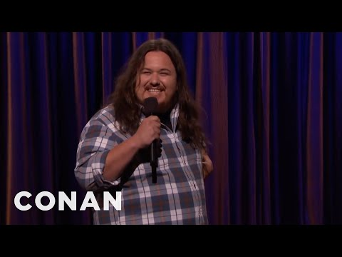 Shane Torres StandUp on Conan