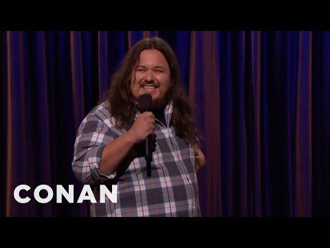 Shane Torres StandUp on Conan