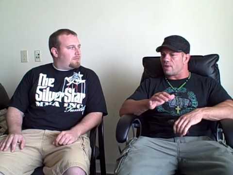 Marcus Irish Hand Grenade Davis talks training and upcoming fight vs Nate Diaz