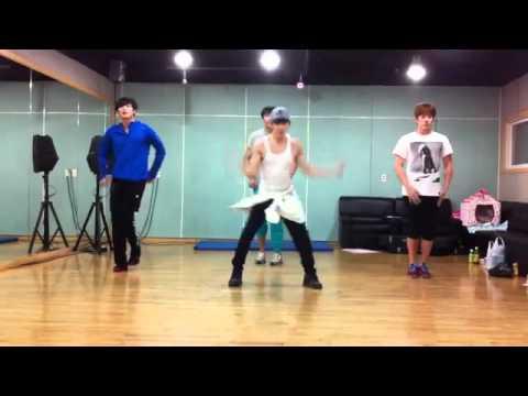 2AM – Goodbye baby [dance practice]