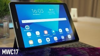 Android tablets may feel like a dying breed but Samsung hasn't given up on them just yet. They've just announced the Tab S3 - the new offering from their Sam...