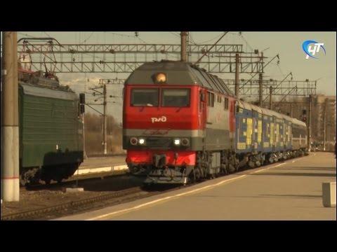 В течение трех дней по территории региона будет курсировать специальный поезд ЛДПР