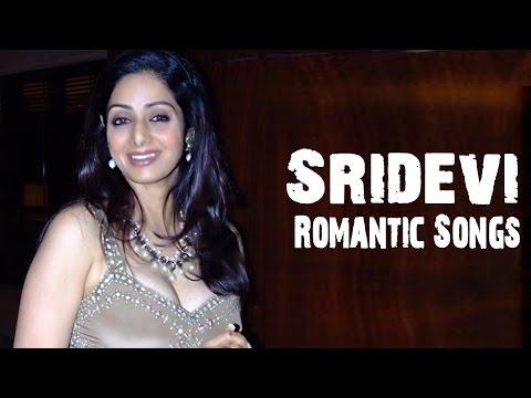 Bollywood Actress Sridevi Romantic Songs    Jukebox    HD1080p