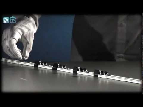 Магнитная пушка - физические опыты с магнитом