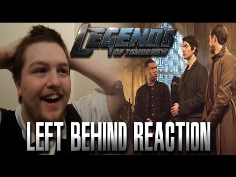 DC's Legends of Tomorrow Season 1 Episode 9: Left Behind Reaction