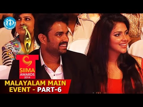 SIIMA 2014 Malayalam Main Event Part 6