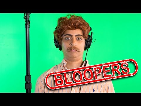 BLOOPERS: What Really Happens On A Movie Set
