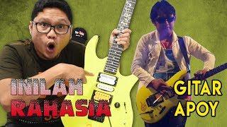 Video KUPAS RAHASIA SUARA GITAR APOY WALI!!! MP3, 3GP, MP4, WEBM, AVI, FLV April 2019