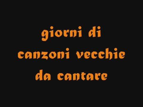 , title : 'Gigi d'alessio - giorni (sigla di amici)'