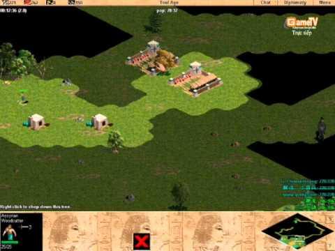 Chimsedinang vs Shenlong - Assyrian trận 2