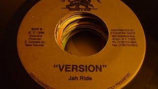 JAH RIDE RIDDIM - ETHIOPIAN TASTE