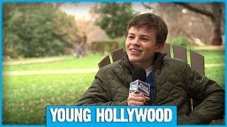 Hellion Star Josh Wiggins On Working With Aaron Paul   His Movie Dream Team