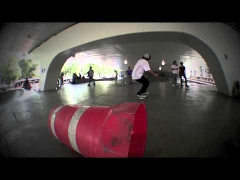 San Cosme Skatepark clips